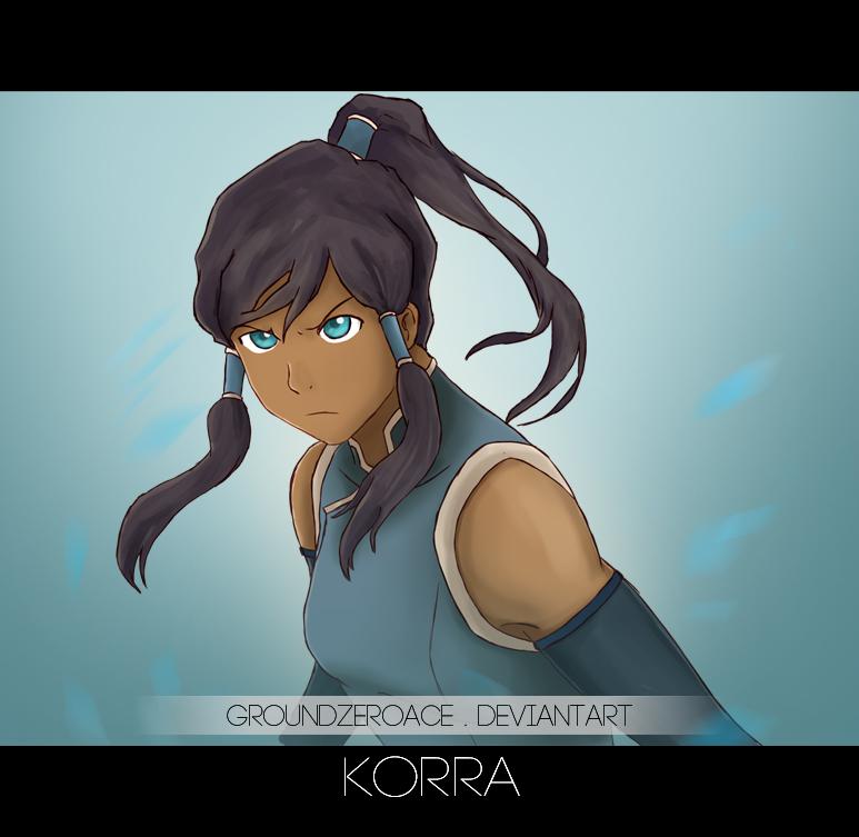#08 Korra by groundzeroace