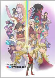 She-Ra Movie Poster - FULL SIZE IN DESCRIPTION