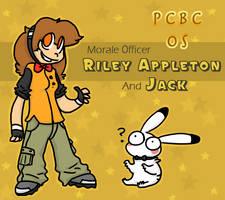 PCBCOS Morale Officer Riley
