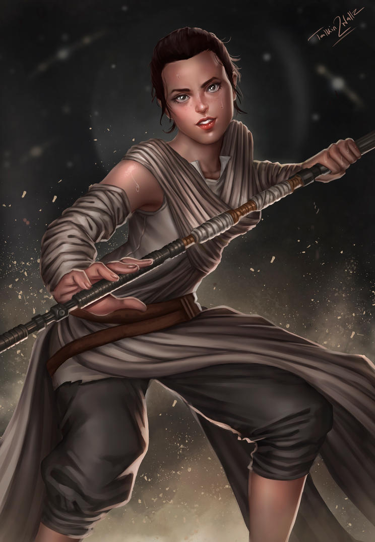 Rey by talkin2wallz