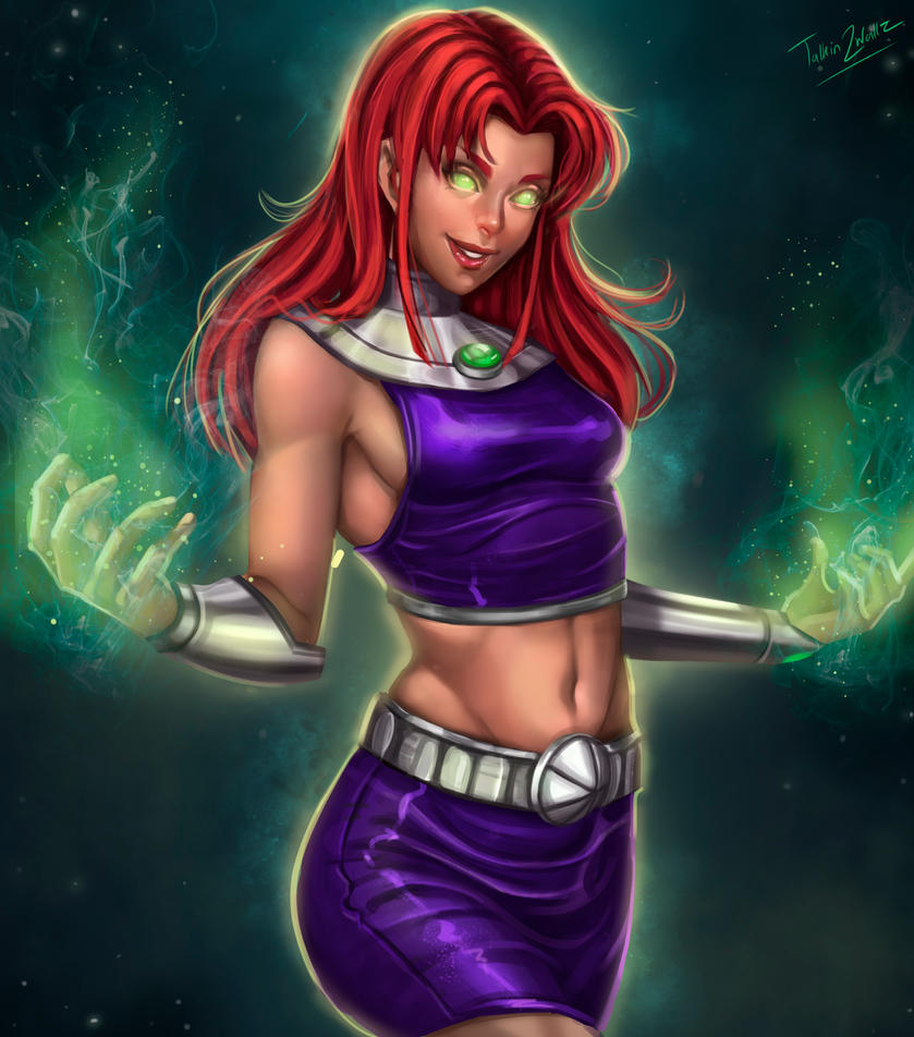 StarFire by talkin2wallz