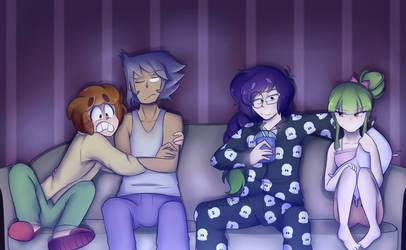 Una Pijamada del Mal FNAFHS