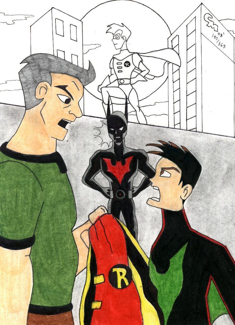 Robin Beyond Ma...
