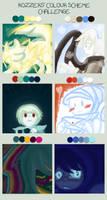 MSPA- Color Scheme Meme