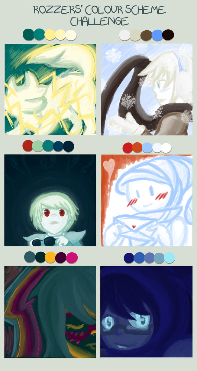 MSPA- Color Scheme Meme by StarEspeon
