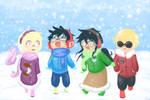 MSPA- Snowfall