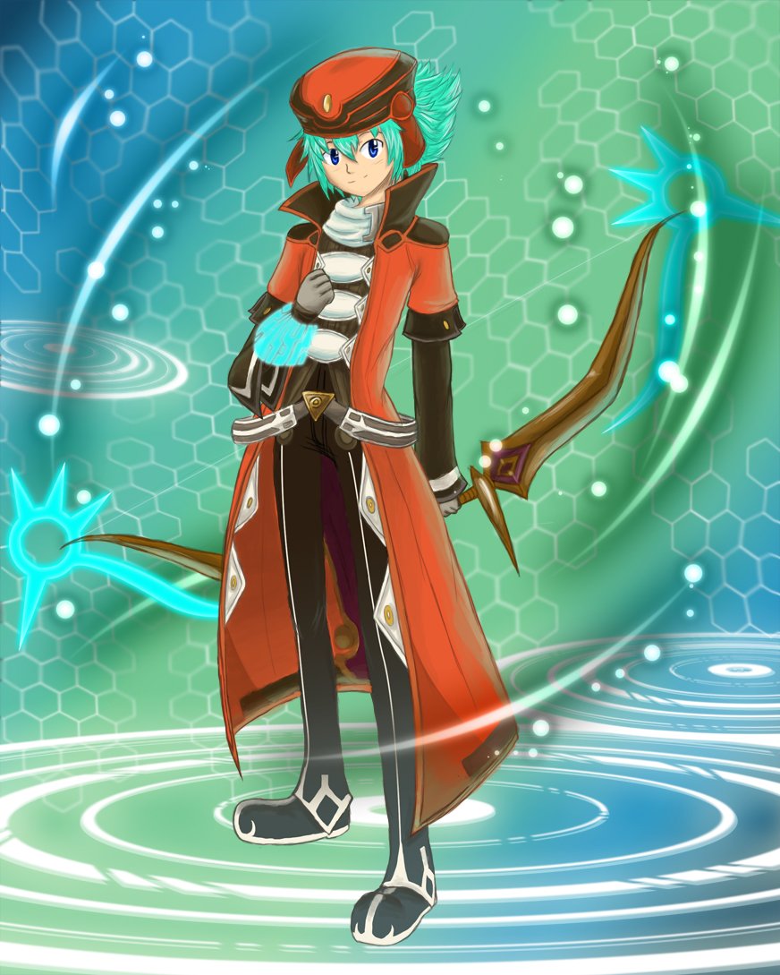 hack LINK- Kite Xth Form by StarEspeon on DeviantArt