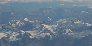 The Alps by H-L-J