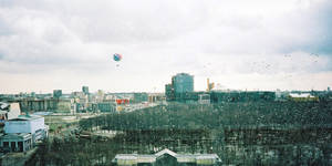 Berlin panorama by H-L-J
