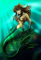 Mermaid Oleena by Peipp