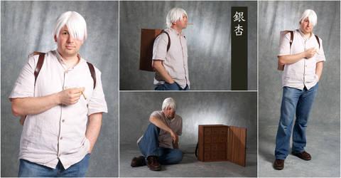 Ginko Cosplay (Mushishi)