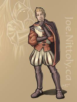 Quinten, Aasimar Sorcerer