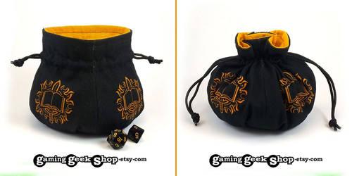 Cleric Fantasy RPG Dice Bag