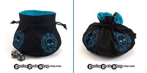 Rogue Fantasy RPG Dice Bag