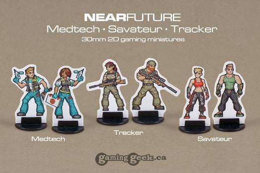 NearFuture Medtech, Savateur, Tracker