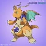 Concept - Mega Dragonite Y