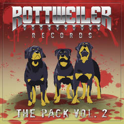 Rottweiler Records - The Pack, Vol. 2 (B)