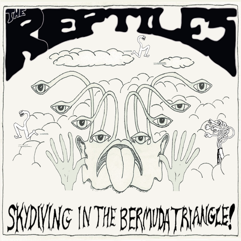 THE REPTILES - Skydiving in the Bermuda Triangle!