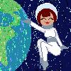 space pixelart 50pts adopt (abierto/open) by fabiola1989
