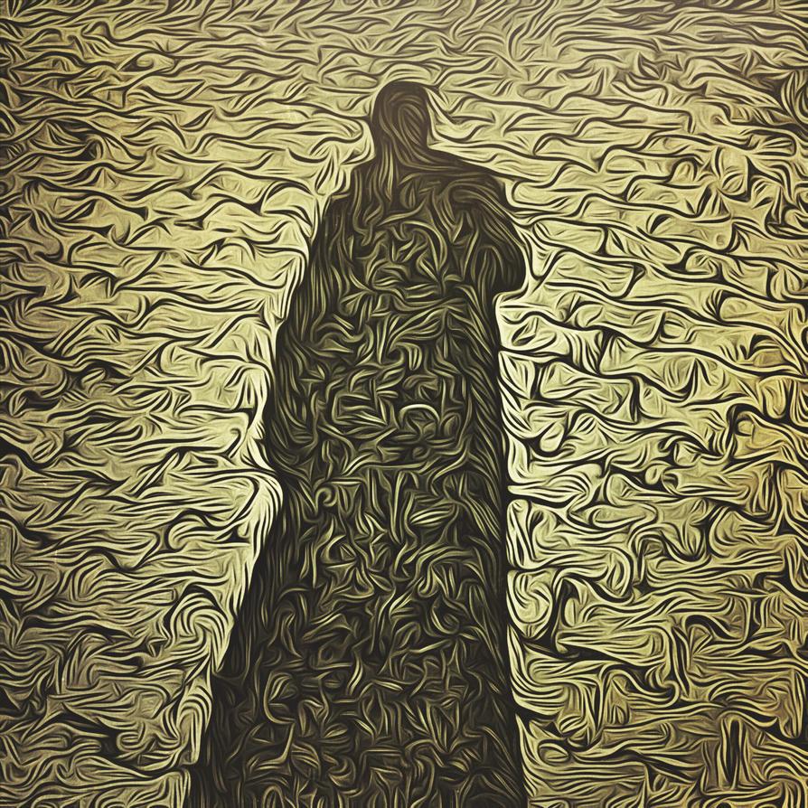 Beneath the shadow by Serdar-T