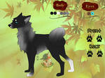 ~Open~ Feral Canine Adoptable {1}