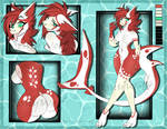 [ Sold ] Sharky Auction [SB $25] by JessiyWolf
