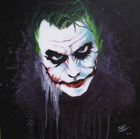 Why so serious? by SereneIllustrations