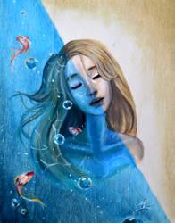 Head Underwater