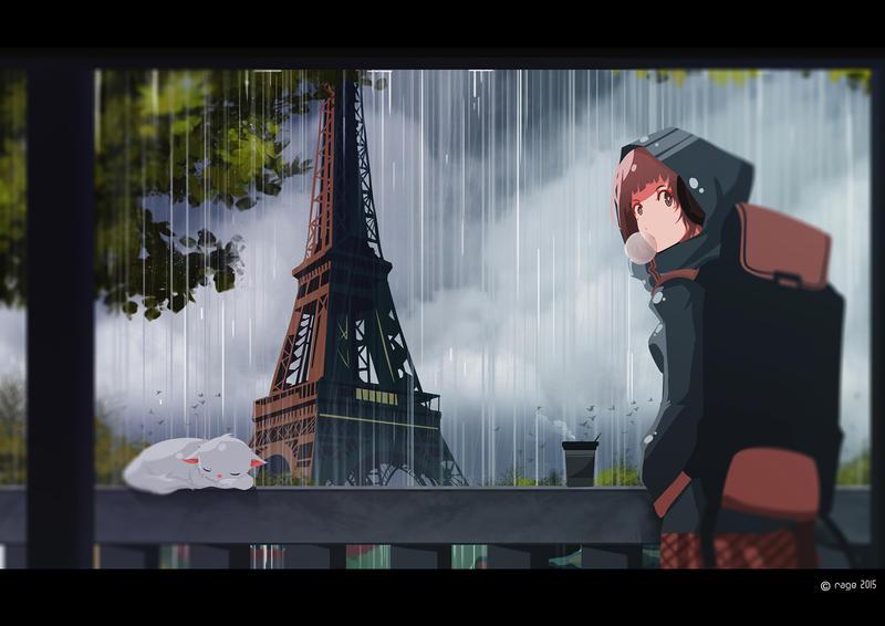Rainy Seasons by dhymz91