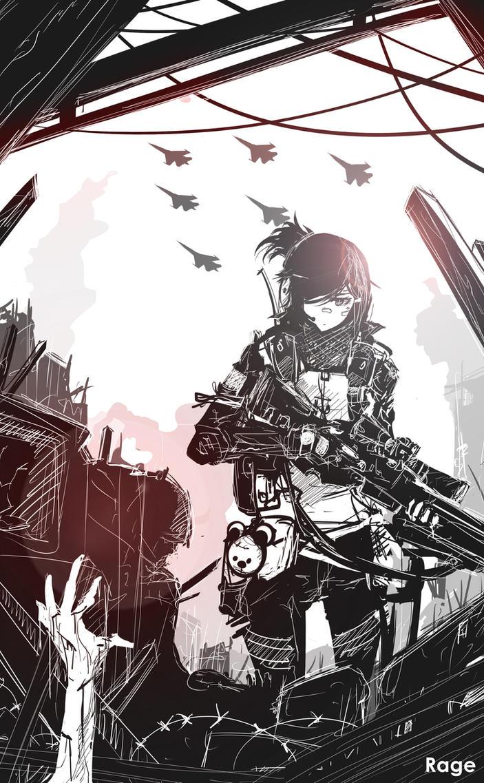 World War Z by dhymz91