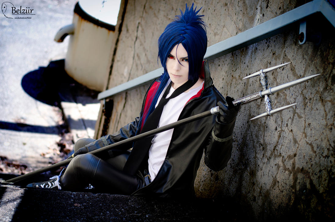 An illusion - Mukuro Rokudo TYL by NarcissPuppet
