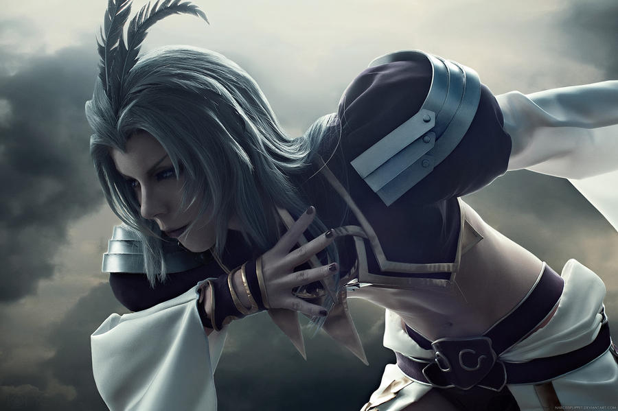 Kuja - Final Fantasy Dissidia - Angel of Death by NarcissPuppet