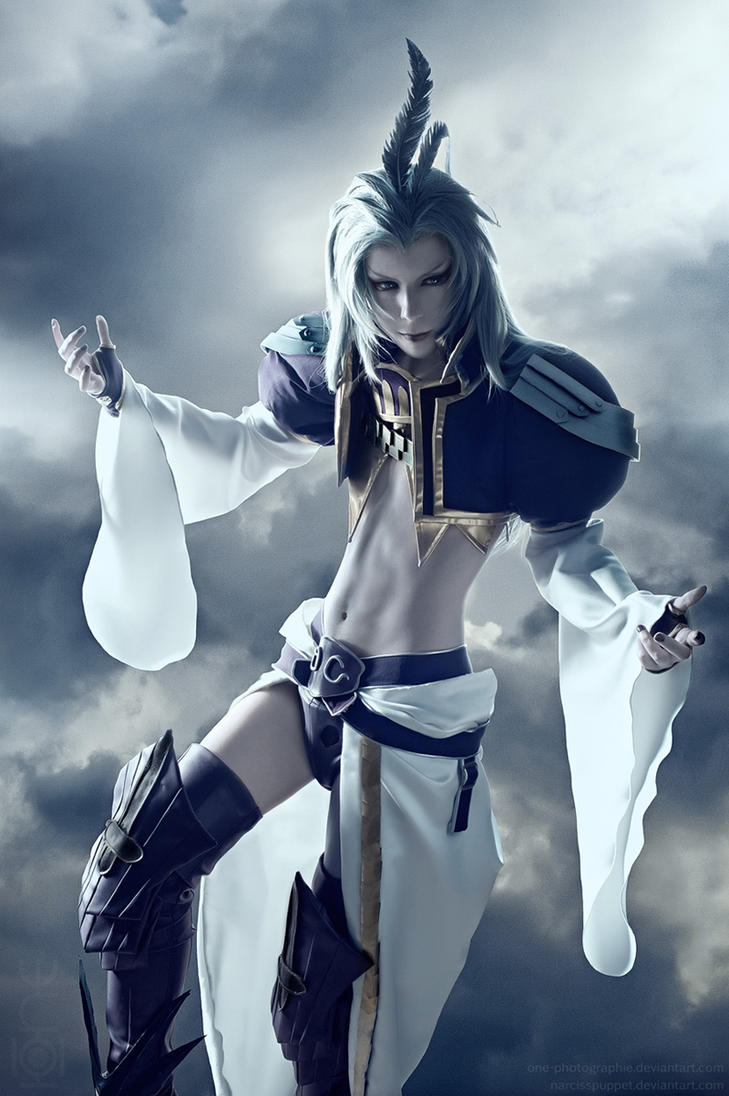 Kuja - Final Fantasy Dissidia - Requiem by NarcissPuppet