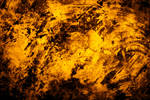Gold Grunge Background