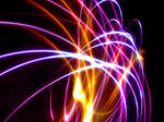 Colorful Light Effect by ImageAbstraction