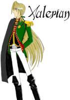 Valerian's New Coat by jealousofrouge