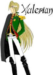 Valerian's New Coat