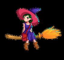 :Zelda Collab: Maple by MeguBunnii