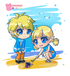:TheWindWaker: Siblings