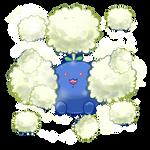 :Jumpluff used Cotton Spore: