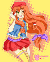 :Ginger: by MeguBunnii