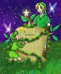 Merry Deku-Mas xD by MeguBunnii