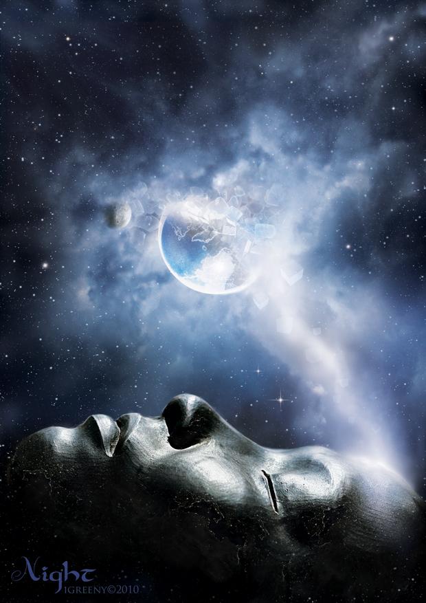 Night by igreeny
