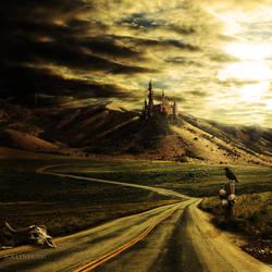 Dark Castle by igreeny
