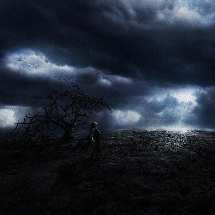 Dead Tree by igreeny