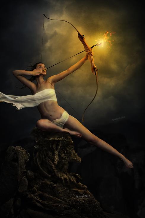 Eternal Flame by igreeny