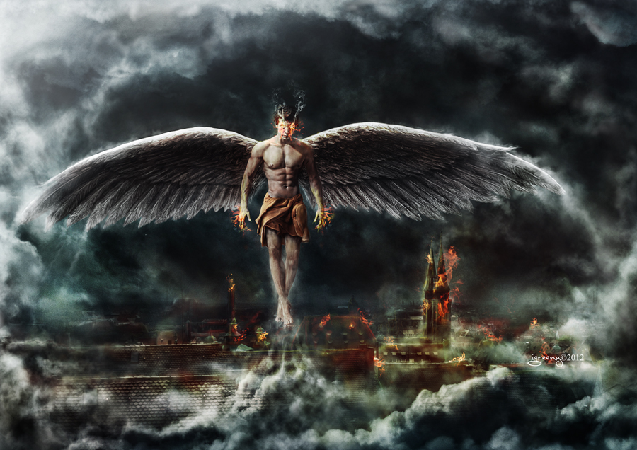 Angel of Vengeance by igreeny