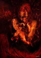 Witch by igreeny