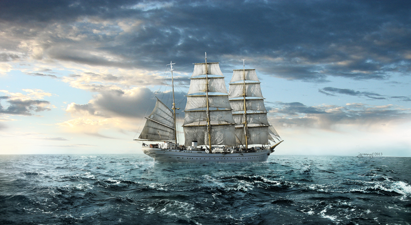 Voyage by igreeny