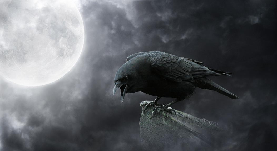 Dark Messenger by igreeny